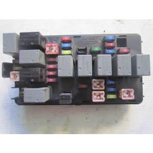 60-98 Scatola Fusibili Tyco Eletronics 96857534 CR CHEVROLET Benzina MATIX