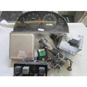 95-165 Kit Motore Ssangyong A665 540 01 32 A6655400132 28010299 R0411C025G FAHD 80210-08200 87120-08210 86970-08100 87370-08506 Y220 Diesel REXTON 2.7