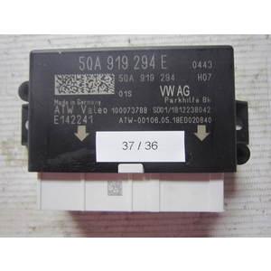 37-36 Centralina sensori parcheggio Valeo 5QA 919 294 E 5QA919294E VOLKSWAGEN Generica GOLF