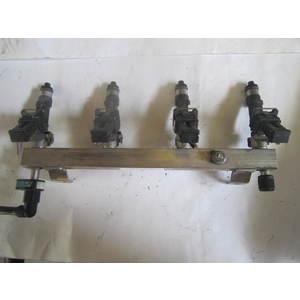 90-328 Flauto Iniezione Rail Bosch 0 280 151 258 0280151258 55 572 731 55572731 OPEL Diesel CORSA