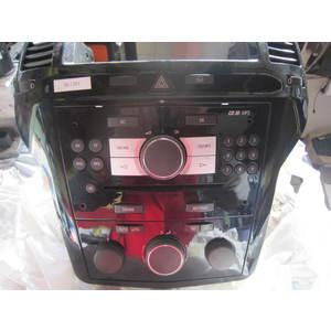 20-201 Consolle Comandi Centrale Opel 497 316 088 497316088 213680437 CD 30 MP3 13275077 28107803  ASTRA
