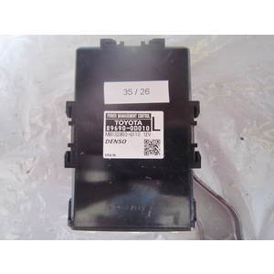 35-26 Centralina Immobilizer Denso 89690-0D010 896900D010 MB102850-0110 MB1028500110 TOYOTA Generica YARIS