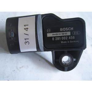 31-41 Sensore Pressione Alimentazione Bosch 0 281 002 456 0281002456 ALFA ROMEO / FIAT / LANCIA VARIE