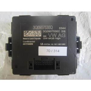 70-314 Modulo Gateway Continental 3Q0907530Q A2C1712520250 SJ8-FST24.10.1811601682 VOLKSWAGEN VARIE