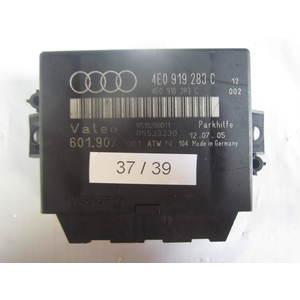 37-39 Centralina sensori parcheggio Valeo 4E0 919 283 C 4E0919283C 601.907 05533230 AUDI A 8