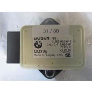 31-80 Sensore Antimbardata Bosch 0 265 005 644 0265005644 3452 3 417 699-01 MM3.8K BMW X 3
