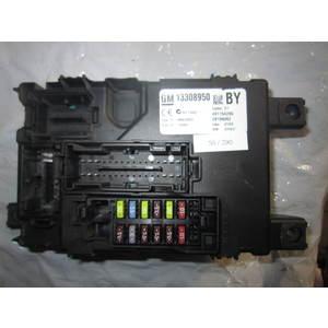 50-290 Body Computer Delphi 13308950 28189302 401154265 OPEL Diesel CORSA