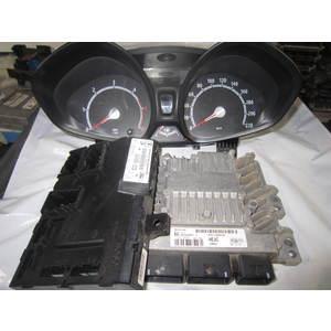 95-180 Kit Motore Ford _5WS40584C-T _5WS40584CT 8V21-12A650-EC 4EJC J38AC 8V2112A650EC4EJCJ38AC 8V51-15K600-CG VP8A6F-10894-BC Diesel FIESTA