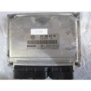 3-228 Centralina Motore Bosch 0 281 011 412 0281011412 045 906 019 BM 045906019BM 1039S02900 EDC15P+ SKODA Diesel VARIE