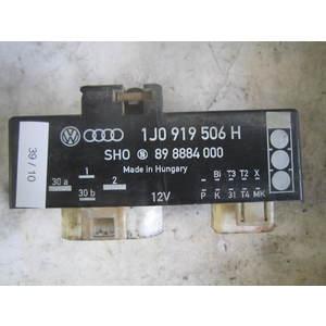 39-10 Centralina Ventola Radiatore Volkswagen 1J0 919 506 H 1J0919506H 89 8884 000 898884000 AUDI VARIE
