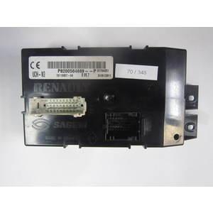 70-348 Centralina Modulo Confort Sagem P8200584669 28118857-0A 281188570A UCH-N3 RENAULT VARIE