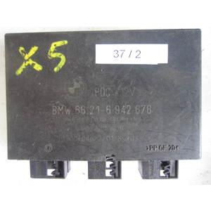 37-2 Centralina sensori parcheggio BMW 66.21-6 942 676 66216942676 SERIE X X 5