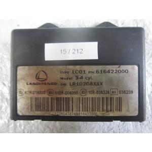 15-212 Centralina GPL Landi Renzo LC01 616422000 LR10208X1X LAMBDA Benzina/GPL/Metano