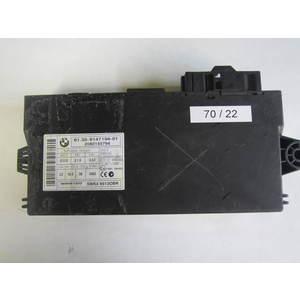 Centralina Modulo Confort Siemens 5WK49513OBR 5WK4 9513OBR 61.35-9147196-01 6135914719601 2080150794 2080150794 CAS 3 CAS3 BMW E87 E90