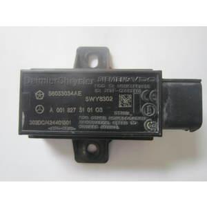 70-378 Modulo Pressione Pneumatici Siemens 5WY8302 A 001 827N 51 01 Q3 A001827N5101Q3 JEEP VARIE