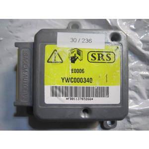 30-236 Centralina Airbag Autoliv YWC000340 E0006 LAND ROVER FREELANDER