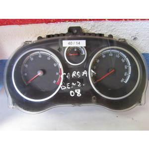 Quadro Strumenti / Contachilometri GM P0013285375 13285375 13285375 OPEL corsa 2008