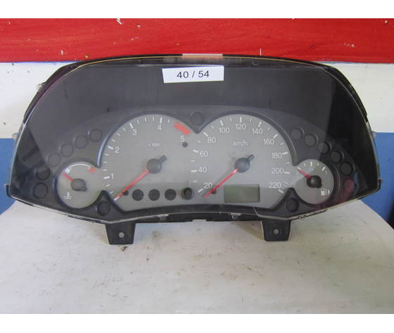 Quadro Strumenti Contachilometri Ford 98ap10841bc 98ap 10841 Bc 44 Zu 115 44zu115 Ford Focus 16v 1600cc