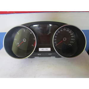 Quadro Strumenti / Contachilometri Vdo A2C90265100 19727 19727 VOLKSWAGEN POLO Advance BlueMotion