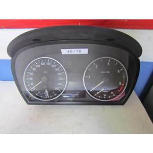 Quadro Strumenti / Contachilometri Siemens A2C53113047 1042004 1042004 BMW SERIE 3 E90 E91