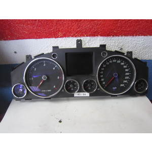 Quadro Strumenti / Contachilometri Bosch 6033EC2144 263655014 263655014 7L6920980T VOLKSWAGEN TUAREG 3.0TDI 5.0TDI