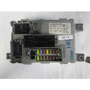 Body Computer Delphi 00519318190 28354596 FI2-AM433RX FI2AM433RX ALFA ROMEO / FIAT / LANCIA Fiat 500 1.2 Benzina
