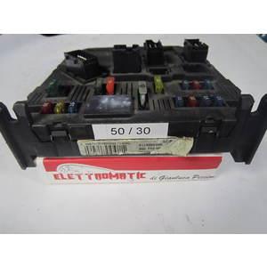 Body Computer Siemens S118085200 BSI NF02-00 BSINF0200 9652474480 9652474480 CITROEN / PEUGEOT C2