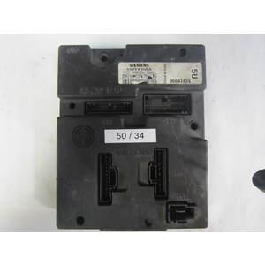 Body Computer Siemens 5WY8155A 96647424 CHEVROLET EPICA