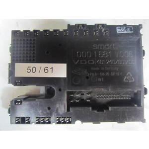Body Computer Vdo 0001681V006 000 1681 V006 461 240/001/001 461240001001 SMART FORTWO 450