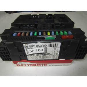 Body Computer Valeo 9659285380 96 592 853 80 BSI 2004 P06-00 BSI2004P0600 CITROEN / PEUGEOT VARIE