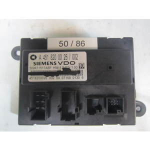 Body Computer Siemens 5WK11517ABF A 451 820 00 26 / 002 A4518200026002 SMART Fortwo 451