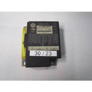 Centralina Airbag TRW 6Q0909605AD 6Q0 909 605AD 391 002 INDEX08 391002INDEX08 VOLKSWAGEN SEAT Ibiza Mk3 2002-2009
