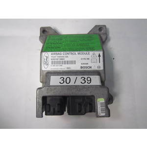 Centralina Airbag Bosch 0285001396 0 285 001 396 YS4T 14B056 BA YS4T14B056BA 629318716601 FORD FOCUS