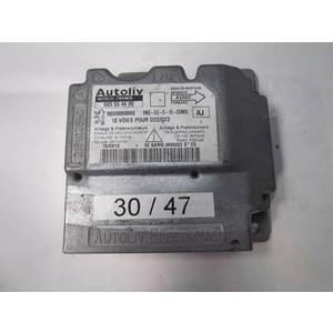 Centralina Airbag Autoliv 603554600 603 55 46 00 9655880880 9655880880 RGB-D2-C-10-CEM00 RGBD2C10CEM00 CITROEN / PEUGEOT 407