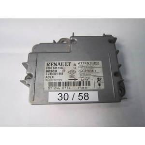 Centralina Airbag Bosch 0285001958 0 285 001 958 8200 645 158 8200645158 AB9.X AB9X RENAULT CLIO 1.5 DCI