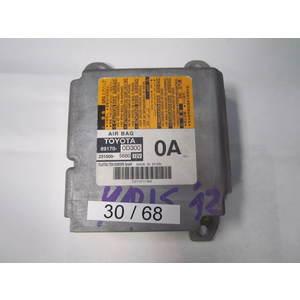Centralina Airbag Fujitsu 89170OD300 89170-OD300 231000-5680 2310005680 TOYOTA Yaris 2012 2013