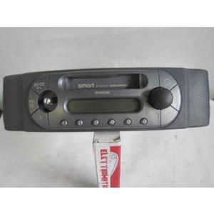 Autoradio Grundig 9183448452 9.18344-8452 SMART FOR TWO 0.6