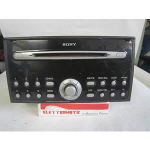Autoradio Sony 4M5T18C815BJ 4M5T-18C815-BJ C307/C214-MPR/RDS C307C214MPRRDS M068202 FORD FOCUS S-MAX C-MAX