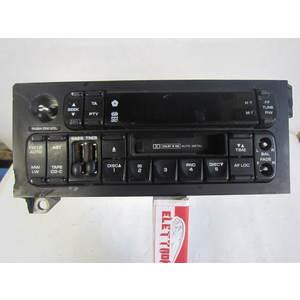 Autoradio Chrysler P04859504ADA P04859504AD-A CHRYSLER VOYAGER III