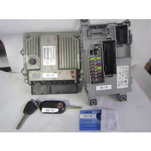 Kit Motore Magneti Marelli 51862580 MJD 8DF.C2 MJD8DFC2 00518525990 28210051 CHIAVE_CODE ALFA ROMEO / FIAT / LANCIA NUOVA 500 1.3 MJTD