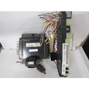 Kit Motore Siemens S110138000B S110138000 B 8200059086 SIRIUS 32N SIRIUS32N 21656613-9 A 216566139A 042264J RENAULT CLIO _ MEGANE