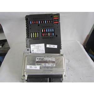 Kit Motore Bosch 0261S09524 0 261 S09 524 A1329002500 002 A1329002500002 5WK45148AR A4519001402 SMART 451