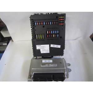 Kit Motore Bosch 0261S07697 0 261 S07 697 1039S51473 5WK45148AR A4519001402 SMART 451