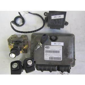 Kit Motore Magneti Marelli 46817813 IAW 4AF.P2 IAW4AFP2 61600.625.01 6160062501 ALFA ROMEO / FIAT / LANCIA PANDA 1.1 MPI 8 V
