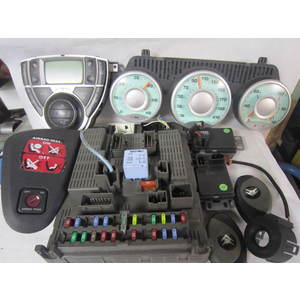 Kit Motore Magneti Marelli 1499704080 21654301-1 216543011 501021630051 14 874 990 YR 14874990YR 9080003 1484416077 90800031484416077 CITROEN / PEUGEOT C 8