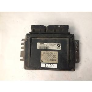 Centralina Motore Siemens S118012001N S118012001 N S83293  7536030  1214 7527610-01 1214752761001   BMW MINI ONE COOPER 1.6