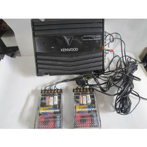 Amplificatore Audio Kenwood KEC5206 KEC-5206 400 W 400W GENERICA GENERICA