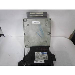 Kit Motore Ford DPC612 DPC-612 YS4F-12A650-PA YS4F12A650PA CAD9M17 5WK4 7230C 5WK47230C 98 AG 15K600 DC 98AG15K600DC FORD FOCUS 1.8 TDI