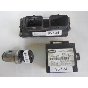 Kit Motore Magneti Marelli 46823430 61600.443.03 6160044303 IAW 59F.M5 IAW59FM5 46744908 501130150000 ALFA ROMEO / FIAT / LANCIA YPSILON 1.2 B