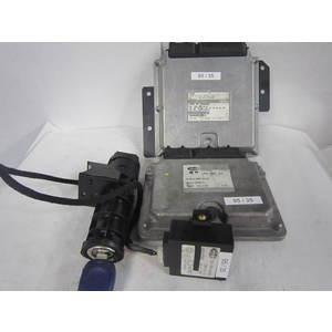 Kit Motore Magneti Marelli 73502897 61600.614.04 6160061404 IAW 4EF.G1 IAW4EFG1 73503391 4100039 46538523 ALFA ROMEO / FIAT / LANCIA MULTIPLA BIPOWER